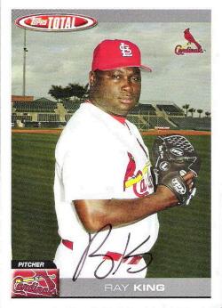 2004 Cardinals Team